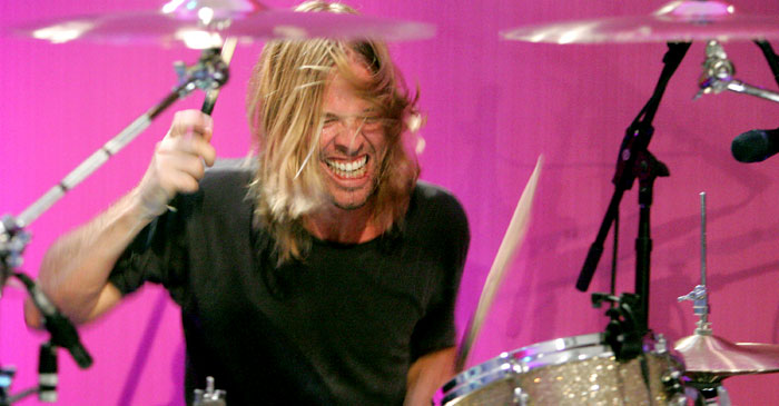 Membros do Foo Fighters e do The Darkness podem formar novo supergrupo
